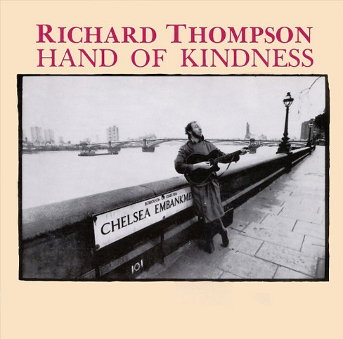Richard thompson - Hand of kindness (CD) - image 1 of 5
