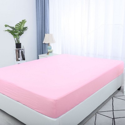 """1 Pc Polyester 15"""" Large Pocket Ultra Comfortable Mattress Protector Covers - PiccoCasa"""
