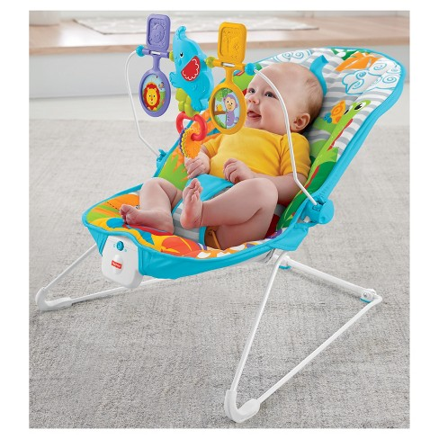 a46a71707 Fisher-Price Animal Kingdom Baby Bouncer   Target