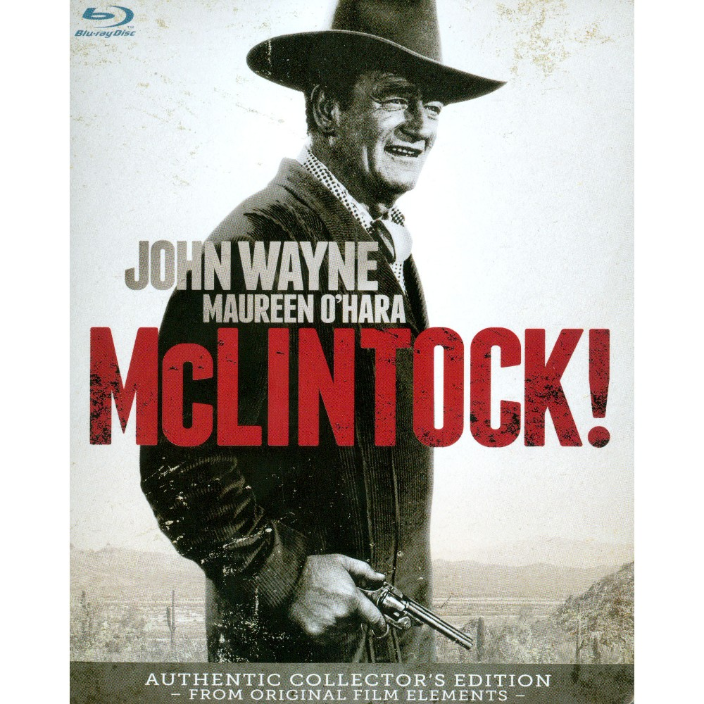 Mclintock (Blu-ray), Movies