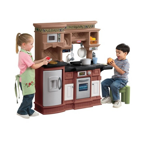 Little Tikes Gourmet Prep 'n' Serve Kitchen - image 1 of 3