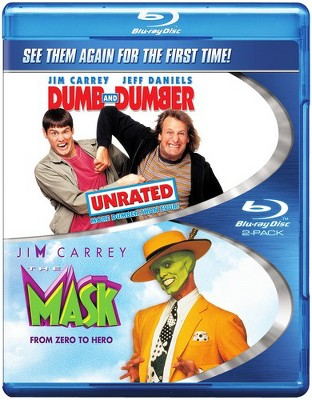 The Mask /Dumb and Dumber (DVD)