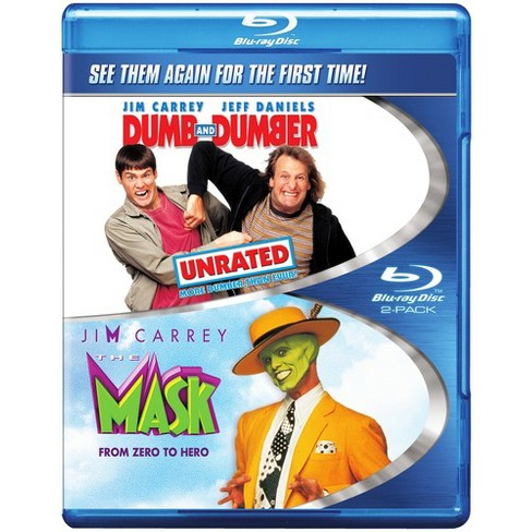 The Mask /Dumb and Dumber (DVD) - image 1 of 1