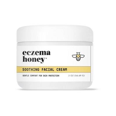 Eczema Honey Soothing Facial Cream - 2oz