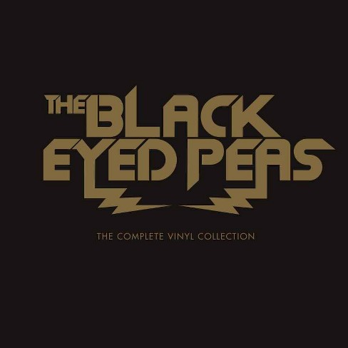 Black Eyed Peas - Complete Vinyl Collection - image 1 of 1
