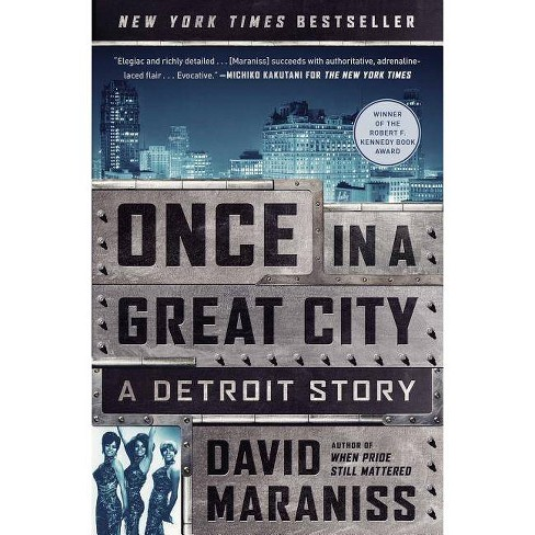 Once in a Great City - by  David Maraniss (Paperback) - image 1 of 1