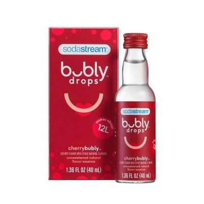 SodaStream bubly Cherry Drops