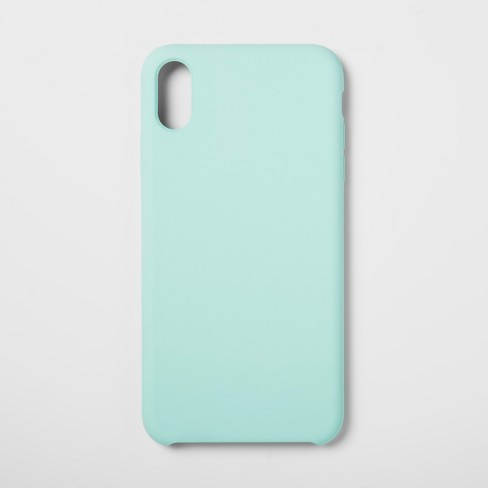 silicone iphone xs max case