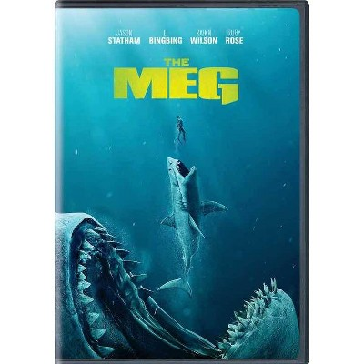 Meg (2018) (DVD)