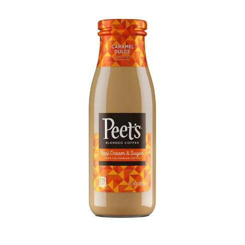 Peet's Coffee Iced Caramel Dulce - 13.7 fl oz Bottle - image 1 of 1