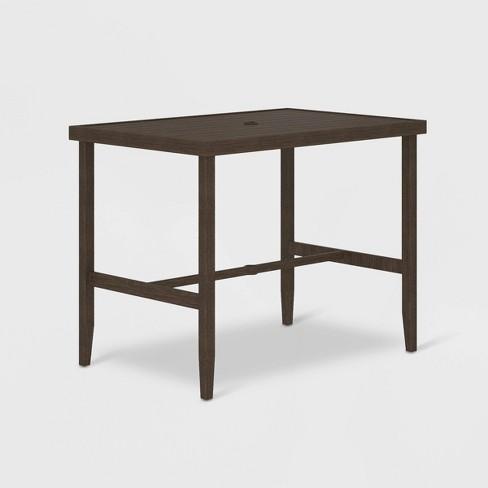 Steel Patio Bar Table Cosco