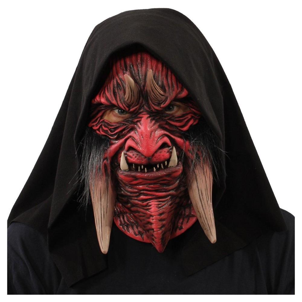 Guardian Overhead Mask with Hood, Adult Unisex, Multi-Colored