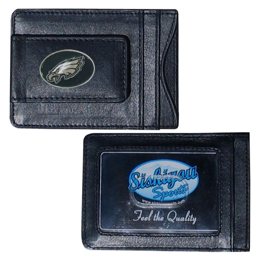 NFL Philadelphia Eagles Siskiyou Cardholder Wallet, Boy's