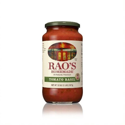 Rao's Tomato Basil - 32oz