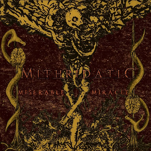 Mithridatic - Miserable miracle (CD) - image 1 of 1
