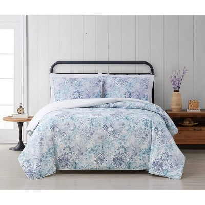 Charlotte Floral Comforter Set - Cottage Classics