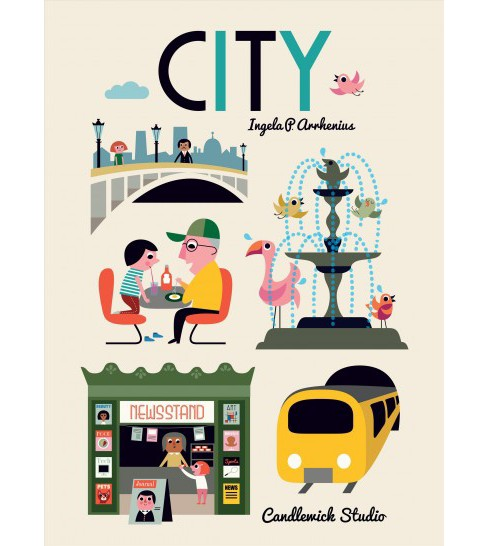 City -  by Ingela P. Arrhenius (School And Library) - image 1 of 1