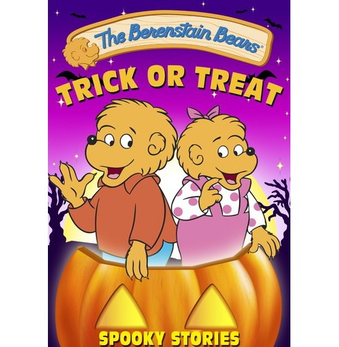 Berenstain bears:Trick or treat spook (DVD) - image 1 of 1