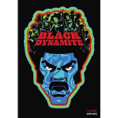 Black Dynamite: Season One (DVD)(2014)