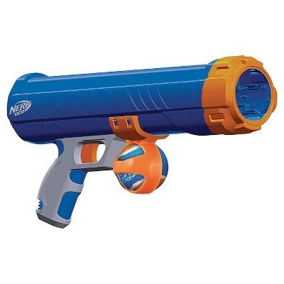 NERF® Ball Blaster Dog Toy - Blue/Orange - 2.5