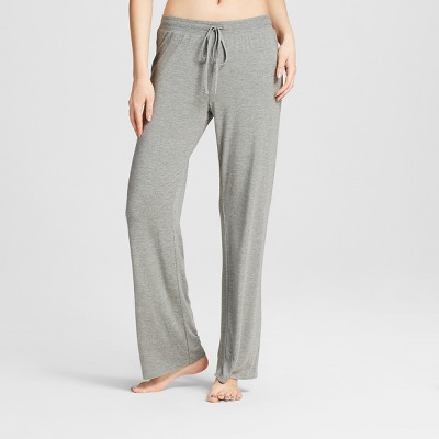 Women's Total Comfort Pajama Pants Black   Gilligan &Amp; O'malley™ by Gilligan & O'malley
