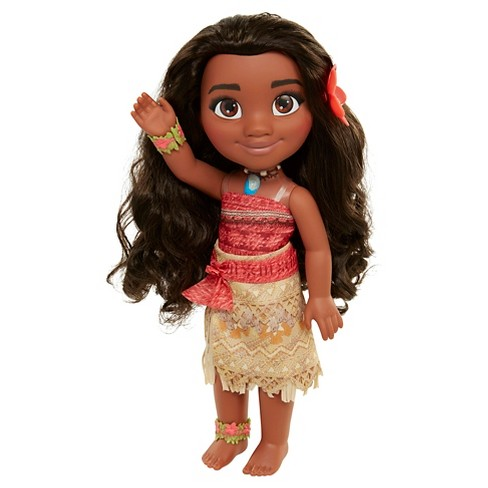 Disney Moana 14 Quot Adventure Doll With Wear And Share Target
