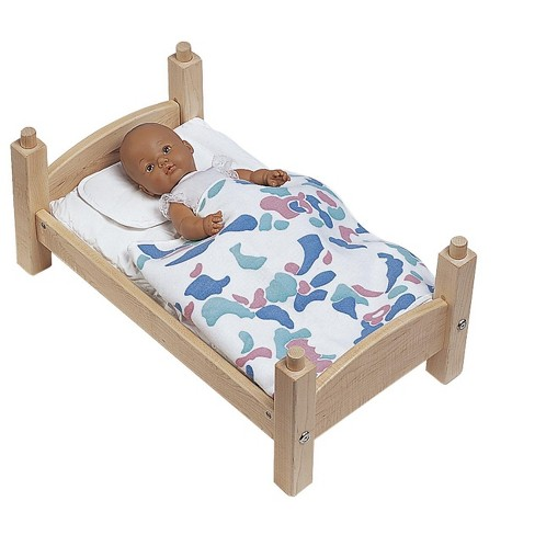 Children's Factory Doll Bedding Set, 3 pc - image 1 of 1