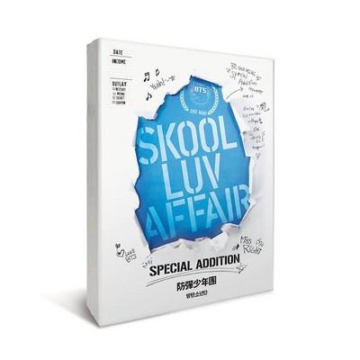 BTS - Skool Luv Affair (Special Addition) (CD/2DVD)