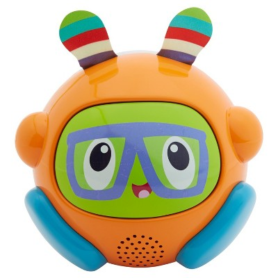 Fisher-Price Bright Beats Spin and Crawl Tumble Ball Franky Beats