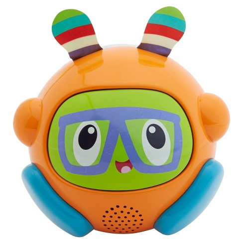Fisher-Price Bright Beats Spin and Crawl Tumble Ball Franky Beats - image 1 of 12