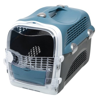 Catit Cabrio Dog and Cat Carrier - Blue/Gray