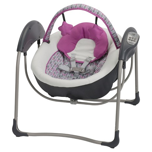 Graco Glider Lite Gliding Swing - image 1 of 4