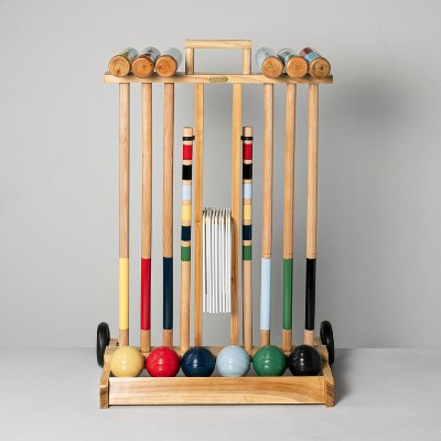 Croquet Lawn Game Set - Hearth & Hand™ with Magnolia