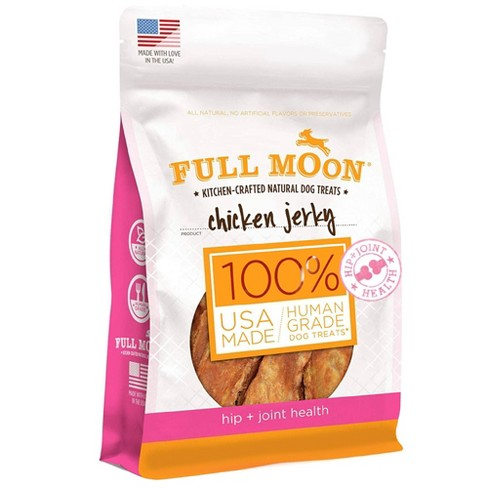Full Moon Chicken Jerky Hip & Joint Dog Treats - image 1 of 4