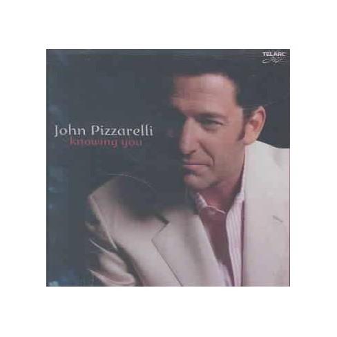 John  John; Pizzarelli Pizzarelli - Knowing You (CD) - image 1 of 1