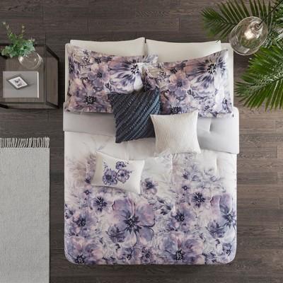7pc Slade Cotton Printed Comforter Set