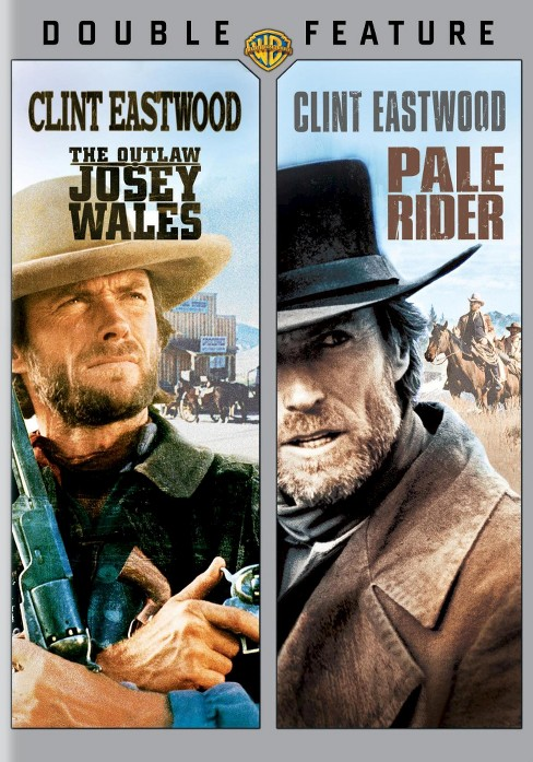 Outlaw Josey Wales/Pale Rider (DVD) - image 1 of 1