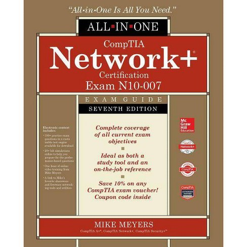 Exam N10-007 Certification Study Guide Comptia Network Seventh Edition