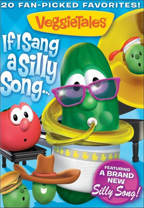 Veggie Tales: If I Sang a Silly Song - image 1 of 1