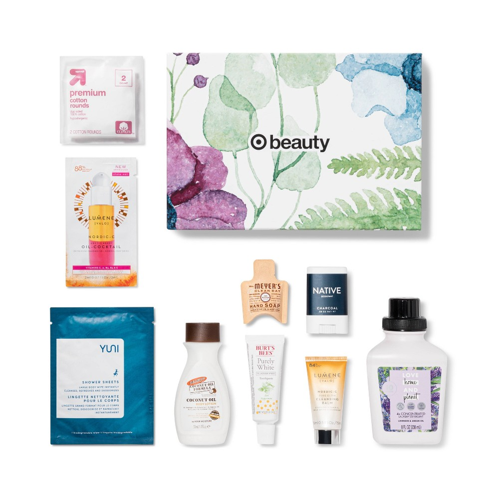 Image of Target Beauty Box - Clean Up Your Beauty Routine