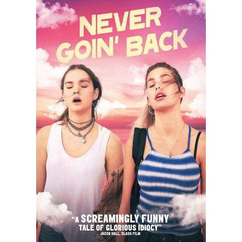 Never Goin' Back (DVD)(2018) - image 1 of 1