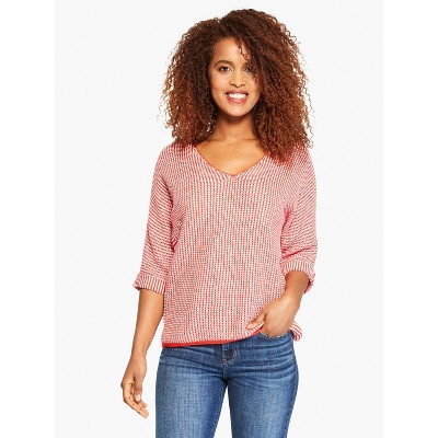 NIC+ZOE Women's Easy Texture Sweater