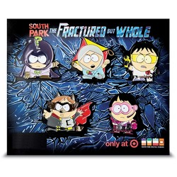 South Park Fractured but Whole Collectible Pin Set