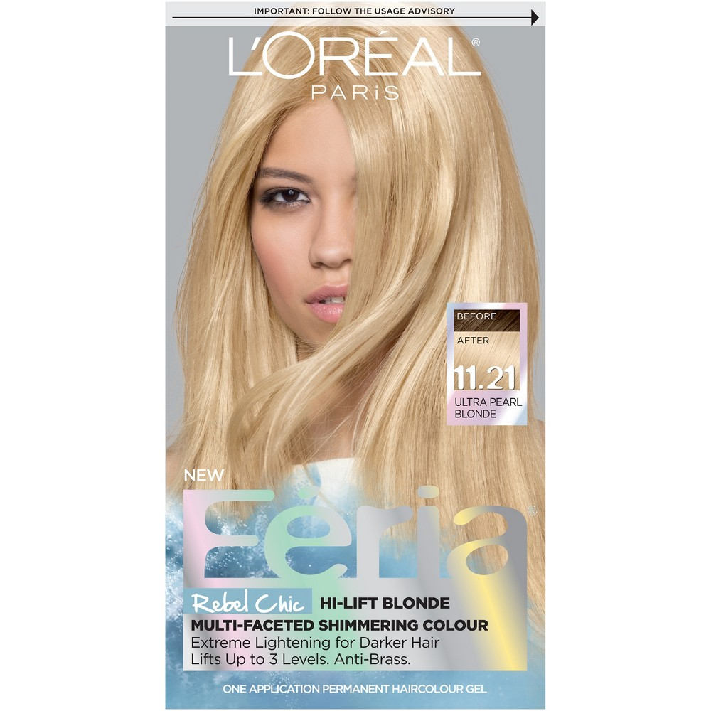 Loreal Feria Blonde Hair Color Hair Color Compare Prices At Nextag