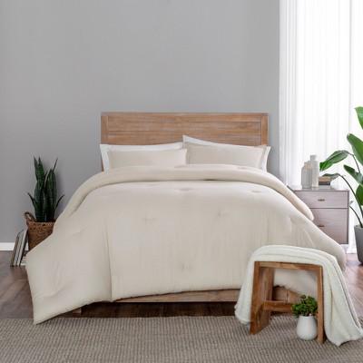Full/Queen 3pc Lark Comforter Set Linen - Vue