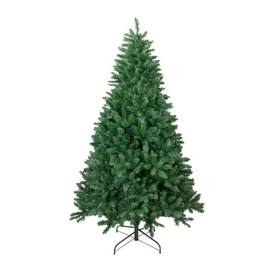 Northlight 7.5' Twin Lakes Fir Artificial Christmas Tree - Unlit