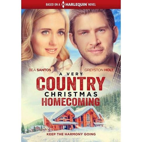 A Very Country Christmas 2020 Very Country Christmas: Homecoming (DVD)(2020) : Target