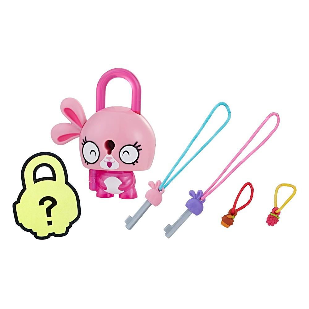 Lock Stars Basic Assortment Pink Bunny - Series 1 (Product may vary)