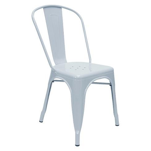 AEON Garvin-1 Galvanized Steel Chair - Powder Blue (Set of 2) - image 1 of 1