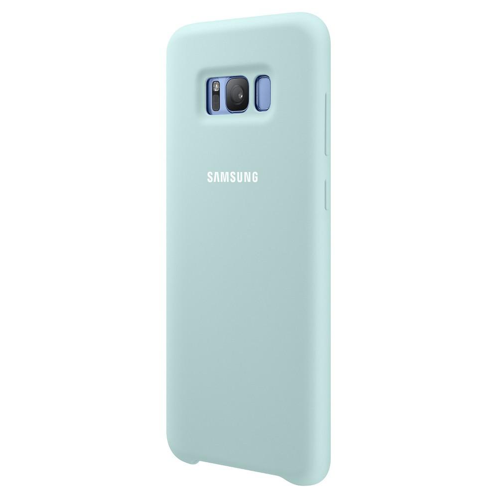 Samsung Galaxy S8 Case - Silicone Cover - Blue